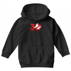 30th anniversary ghostbuster Youth Hoodie | Artistshot