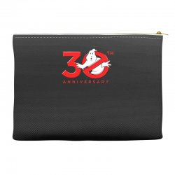 30th anniversary ghostbuster Accessory Pouches | Artistshot