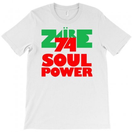 1974 Zaire Music Festival T-shirt Designed By Mdk Art