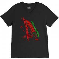 a tribe called quest atcq V-Neck Tee | Artistshot