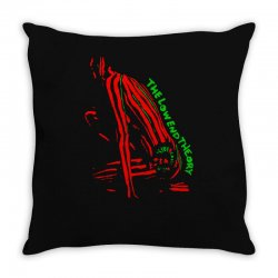 a tribe called quest atcq Throw Pillow   Artistshot