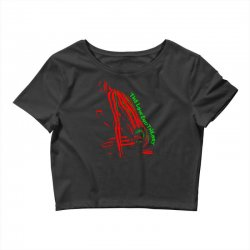 a tribe called quest atcq Crop Top | Artistshot