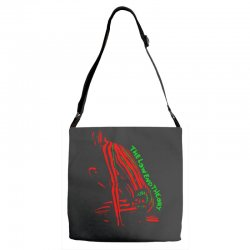 a tribe called quest atcq Adjustable Strap Totes | Artistshot