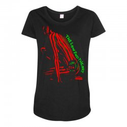 a tribe called quest atcq Maternity Scoop Neck T-shirt | Artistshot