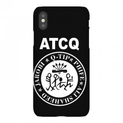a tribe called quest atcq members ramones iPhoneX Case | Artistshot