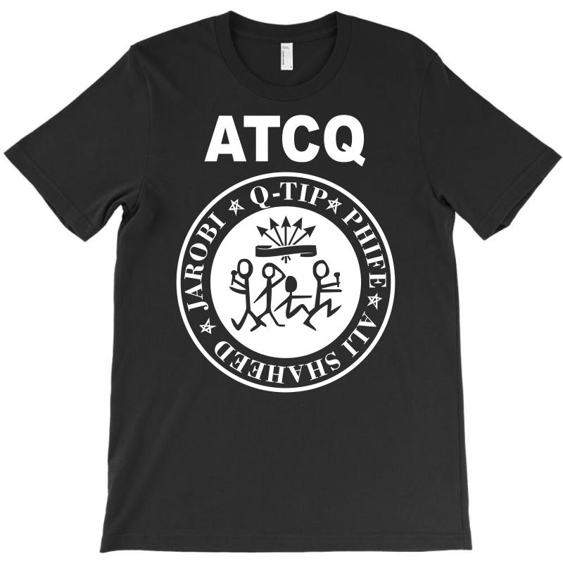 A Tribe Called Quest Atcq Members Ramones T-shirt | Artistshot