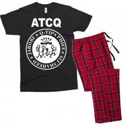 a tribe called quest atcq members ramones Men's T-shirt Pajama Set | Artistshot