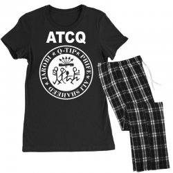 a tribe called quest atcq members ramones Women's Pajamas Set | Artistshot