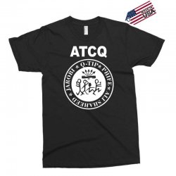 a tribe called quest atcq members ramones Exclusive T-shirt | Artistshot