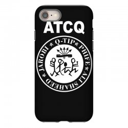a tribe called quest atcq members ramones iPhone 8 Case | Artistshot