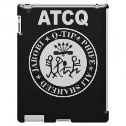a tribe called quest atcq members ramones iPad 3 and 4 Case | Artistshot