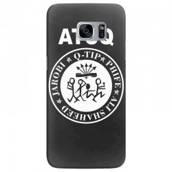 a tribe called quest atcq members ramones Samsung Galaxy S7 Edge Case | Artistshot