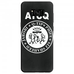 a tribe called quest atcq members ramones Samsung Galaxy S8 Case | Artistshot