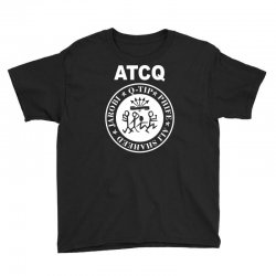 a tribe called quest atcq members ramones Youth Tee | Artistshot