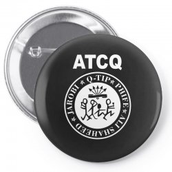a tribe called quest atcq members ramones Pin-back button | Artistshot