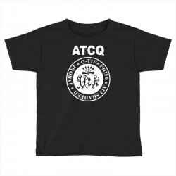 a tribe called quest atcq members ramones Toddler T-shirt | Artistshot