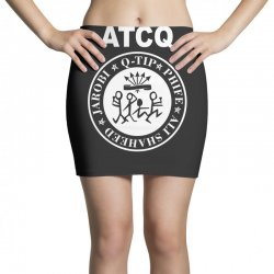 a tribe called quest atcq members ramones Mini Skirts | Artistshot
