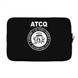 a tribe called quest atcq members ramones Laptop sleeve | Artistshot