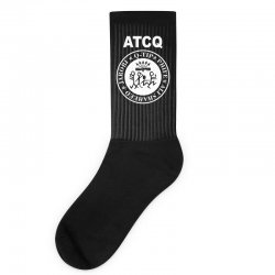 a tribe called quest atcq members ramones Socks | Artistshot