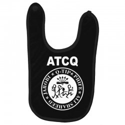 a tribe called quest atcq members ramones Baby Bibs | Artistshot