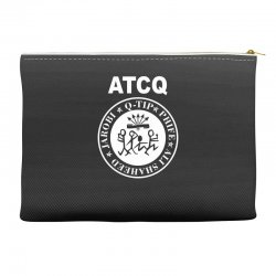 a tribe called quest atcq members ramones Accessory Pouches | Artistshot