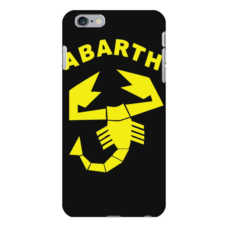low priced 1d6f0 45be0 Abarth Iphone 6 Plus/6s Plus Case. By Artistshot