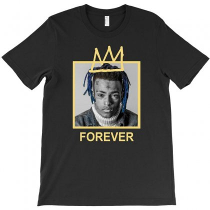 Forever Xxxtentacion T-shirt Designed By Killakam