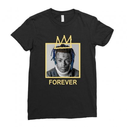 Forever Xxxtentacion Ladies Fitted T-shirt Designed By Killakam