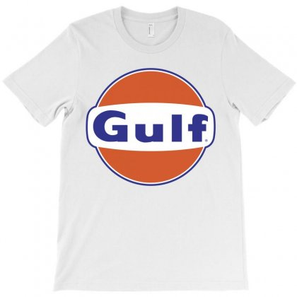 Gulf Logo T-shirt Designed By Killakam