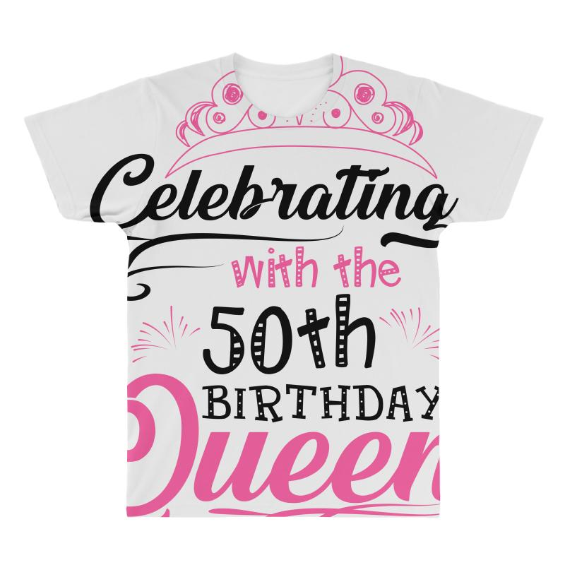 Celebrating With The 70th Birthday King T Shirts All Over Mens Shirt