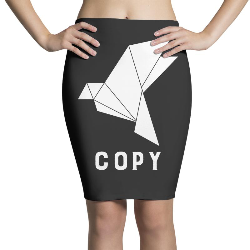 Copy-paste Matching Pencil Skirts  By Artistshot