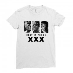 Rest In Peace XXXTentacion Ladies Fitted T-Shirt | Artistshot
