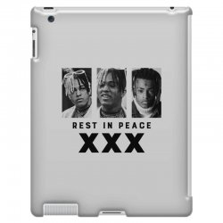 Rest In Peace XXXTentacion iPad 3 and 4 Case | Artistshot