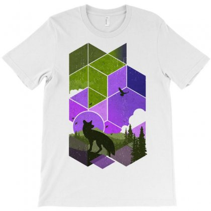 Nature Is Awesome T-shirt Designed By Oz