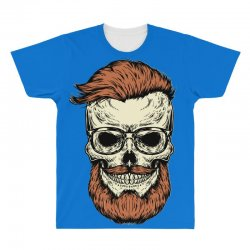 terror skull All Over Men's T-shirt | Artistshot