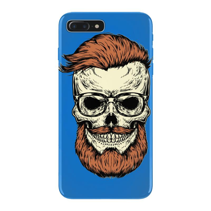Terror Skull Iphone 7 Plus Case | Artistshot