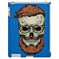 terror skull iPad 3 and 4 Case | Artistshot