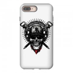 terror noise division iPhone 8 Plus Case | Artistshot