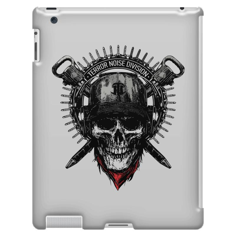 Terror Noise Division Ipad 3 And 4 Case | Artistshot