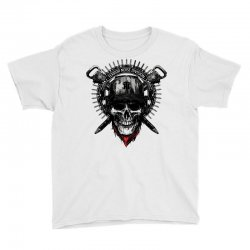 terror noise division Youth Tee | Artistshot