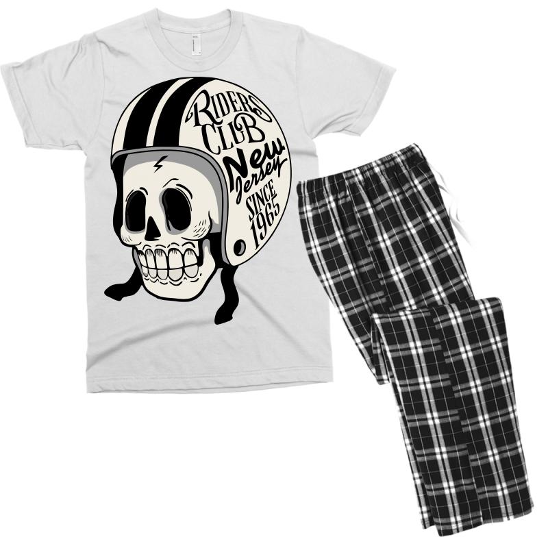 Rider Men's T-shirt Pajama Set | Artistshot