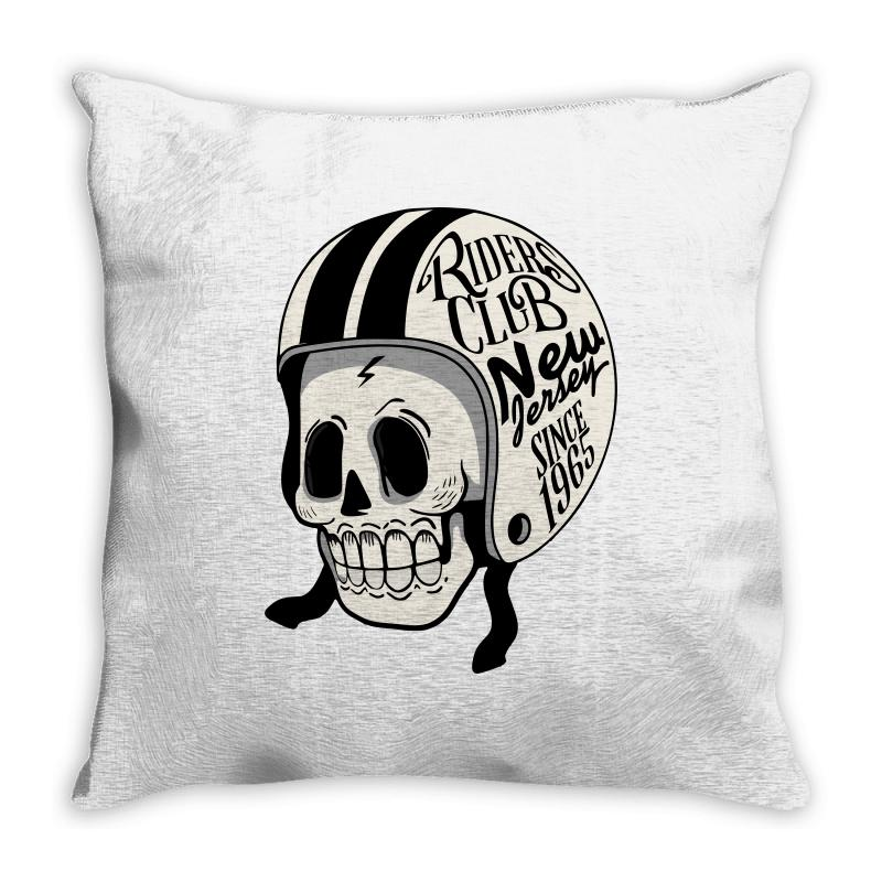 Rider Throw Pillow | Artistshot