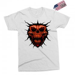 evil face Exclusive T-shirt | Artistshot