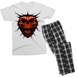 evil face Men's T-shirt Pajama Set | Artistshot
