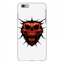 evil face iPhone 6 Plus/6s Plus Case | Artistshot