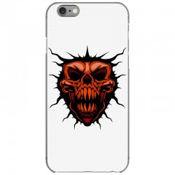 evil face iPhone 6/6s Case | Artistshot