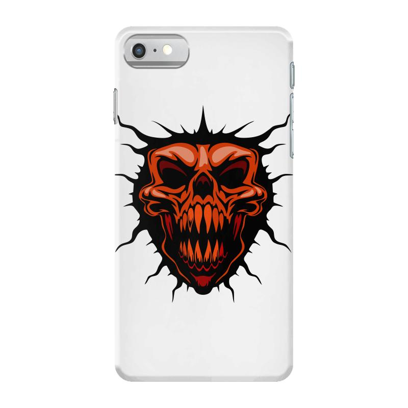Evil Face Iphone 7 Case | Artistshot
