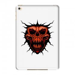 evil face iPad Mini 4 Case | Artistshot