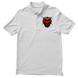 evil face Polo Shirt | Artistshot