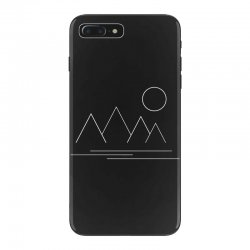 Mountains and Sun iPhone 7 Plus Case | Artistshot